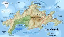 Volta Ilha Grande