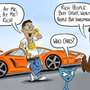 Rich Vs. Wealthy