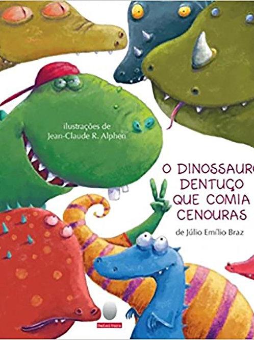 """""""O Dinossauro Dentuço que comia Cenouras """""""