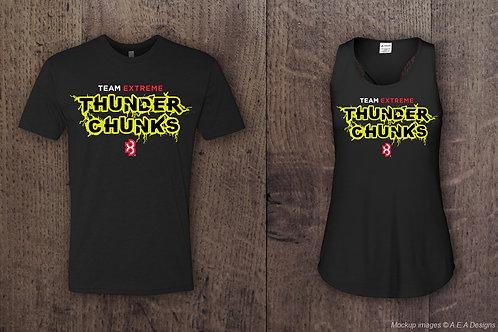 FXB Team Extreme THUNDER CHUNKS Apparel