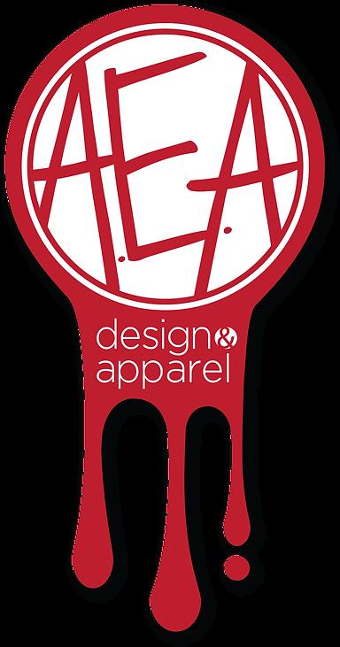 AEA Design & Apparel Ink Drip Logo SHADO