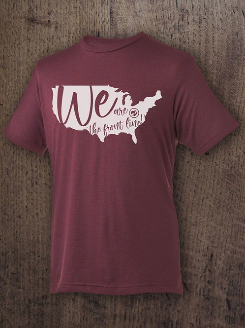 We Are The Front Line Tee