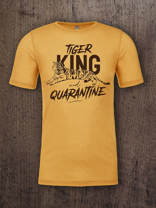 Tiger King & Quarantine Tee