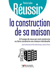 réussir construction maison franel éditions