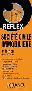 id reflex sci société civile immobilière franel éditions