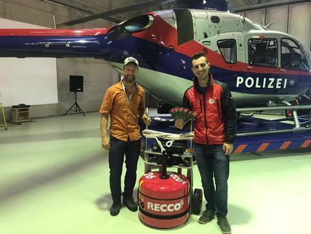 Zusammenarbeit mit RECCO Systems