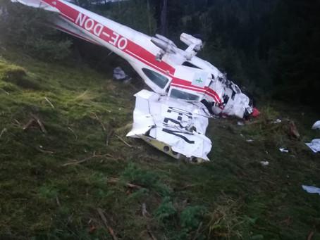 Flugzeugabsturz Hochgößnitz
