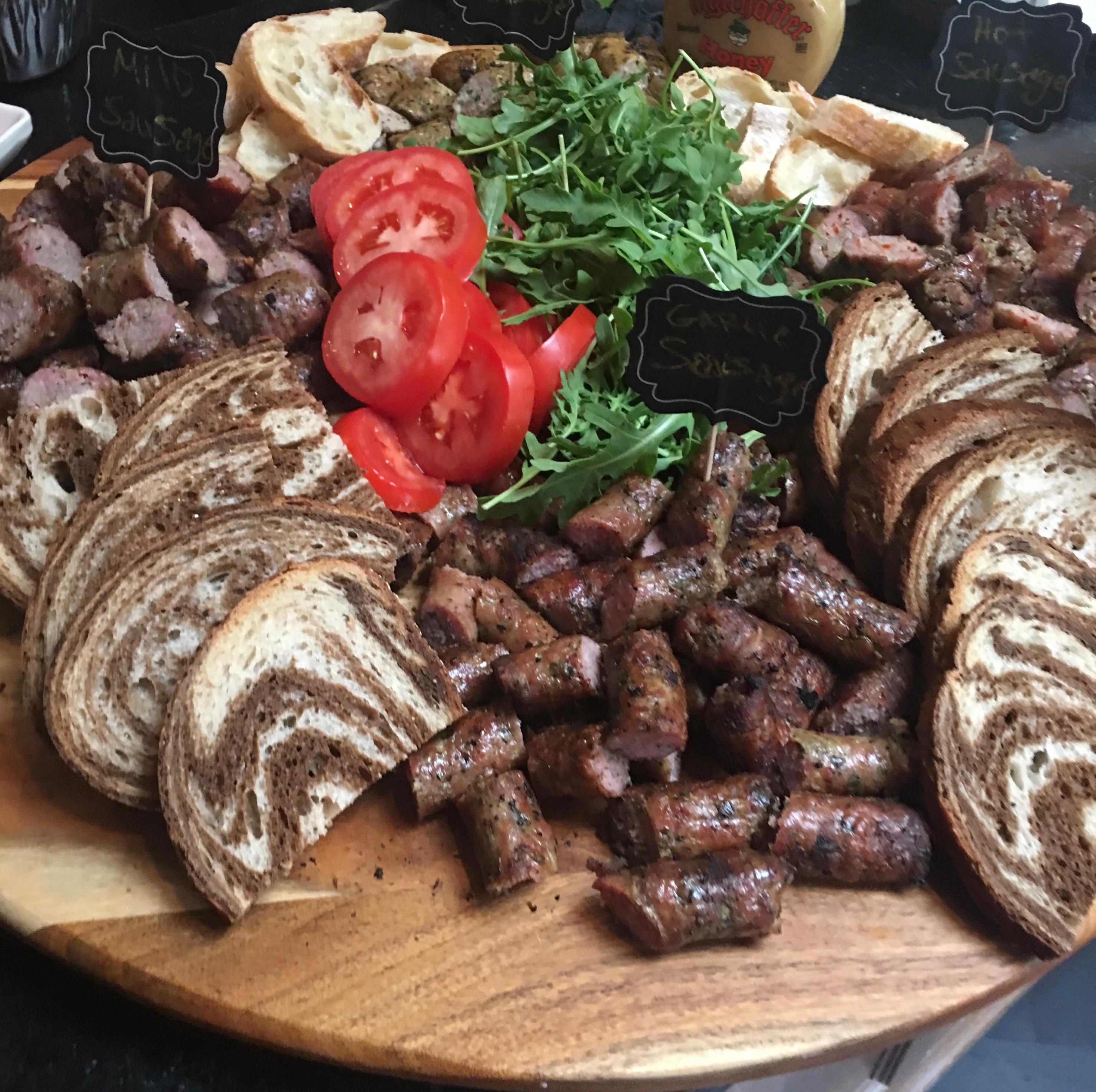 Sausage Variety Board