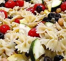 Veggie Pasta Salad - Half Pan