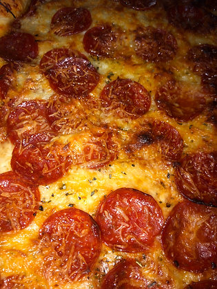 Pepperoni Pizza - Half Pan Sheet