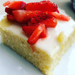 Lemon Oil Cake