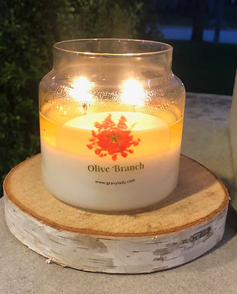 Olive Branch Soy Candle