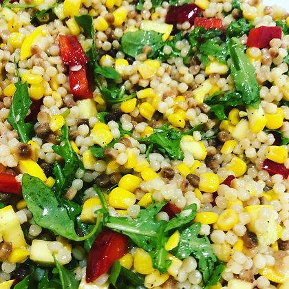 Fregola Salad - Half Pan