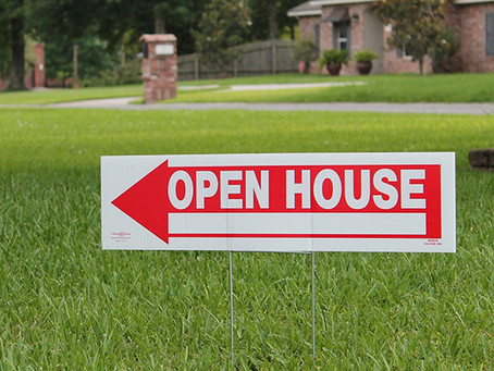 Make A Great First Impression With These 5 Open House Ideas