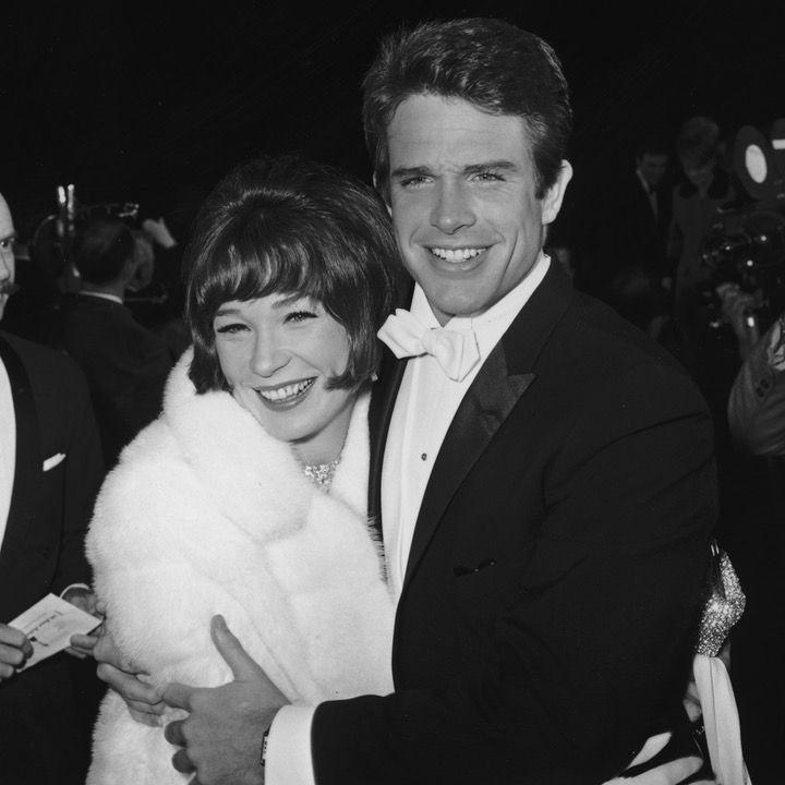 Warren Beatty & Shirley MacLaine: