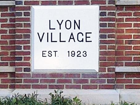 Living in Lyon Village