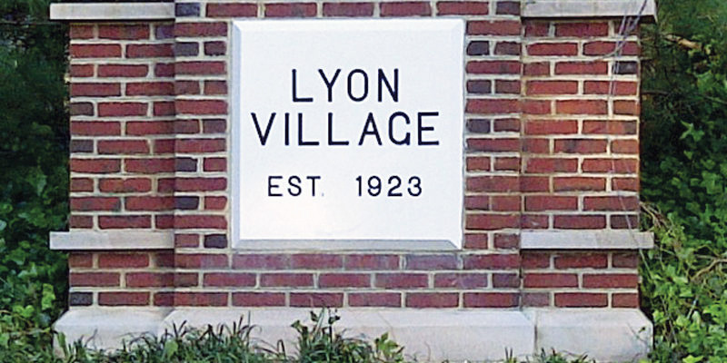 Living in Lyon Village