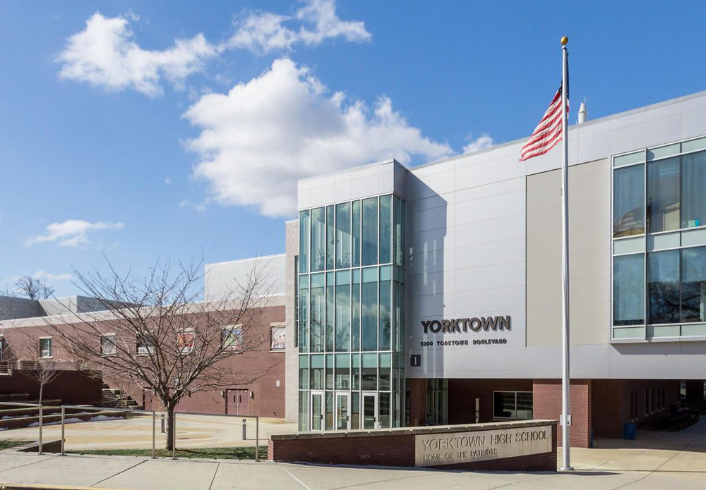 Yorktown High School Arlington Virginia