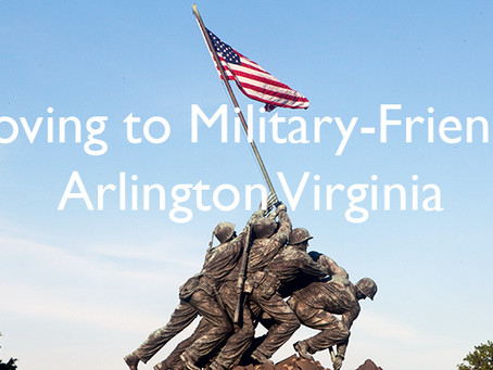 Everything You Need To Know About Moving To Military-Friendly Arlington Virginia
