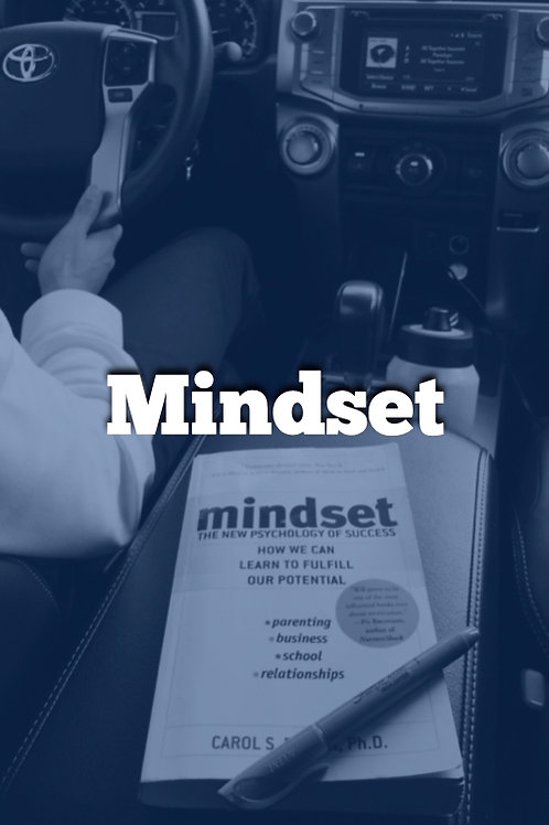Week 3 - PDF Course - Mindset