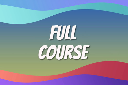 Video Course - Full Course