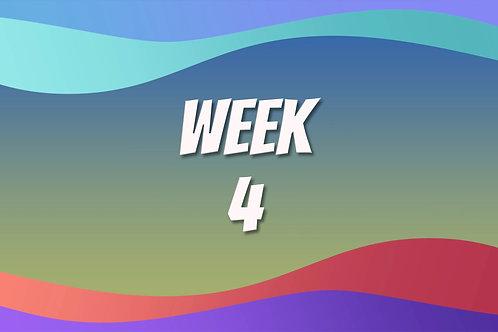 Video Course - Week 4