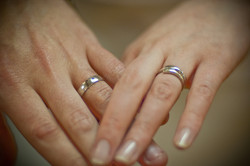 newly wed rings
