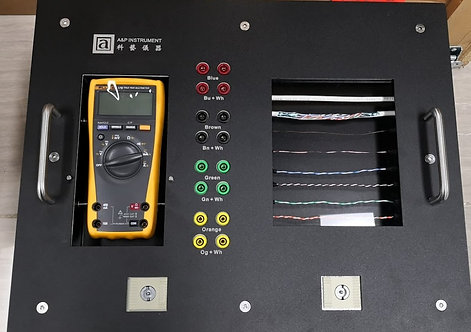 Multi-core Signal Cable Diagnosis Training System (1614673)