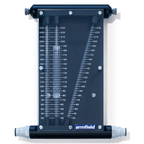 Fluid Science Manometer �V Inclined (FS-2.1)