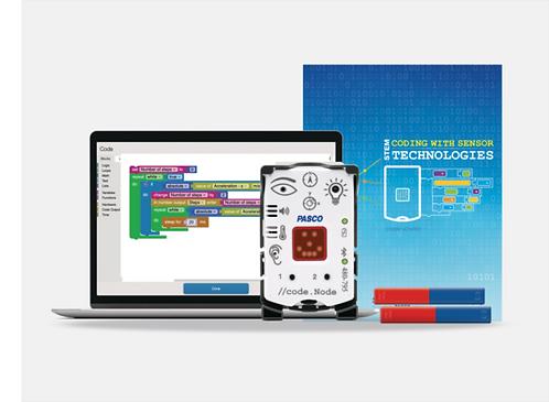 Coding with Sensor Technologies Kit (1629134)