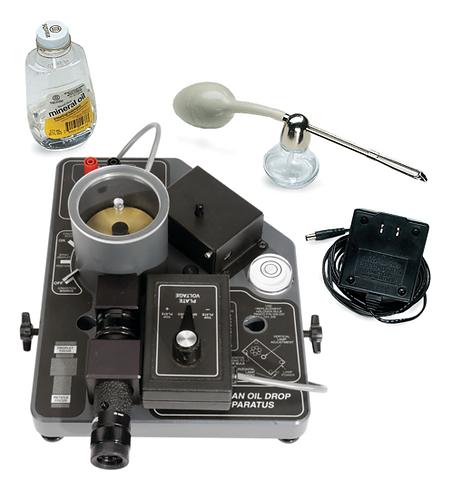 Millikan Oil Drop Apparatus (PS1044816)