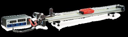 Driven Damped Cart Oscillations (PS1621786)