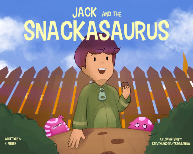 Jack and the Snackasurus