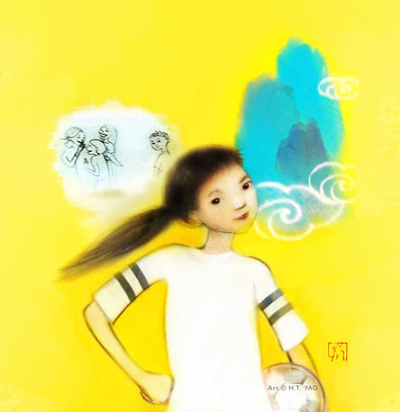 Lizzy Lin Cover