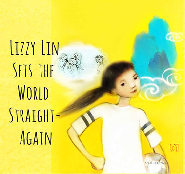 Lizzy Lin Sets the World Straight- Again