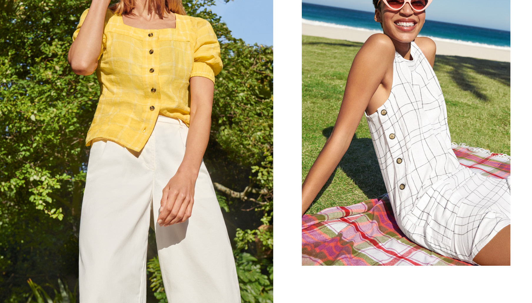 M&S SS20 Campaign