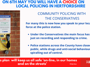 Local Policing with the Conservatives
