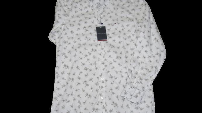 Camisa Social Tommy Branca