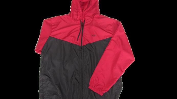 Jaqueta Corta-Vento Oakley Vermelha