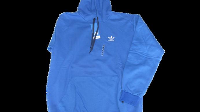 Moletom Canguru Importado Adidas Azul