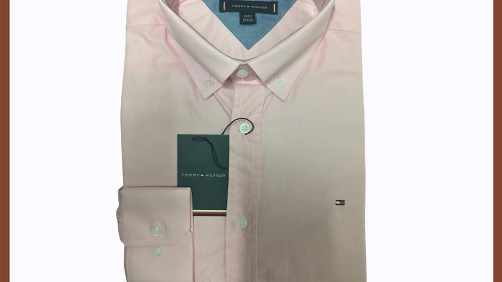 Camisa social griffe Tommy Hilfiger
