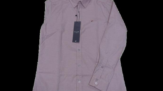 Camisa Social Ellus Rosa
