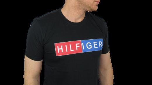 Camiseta Estampada Tommy Hilfinger