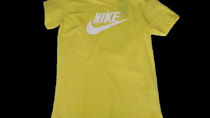 Camiseta Malha Peruana Nike Yelow