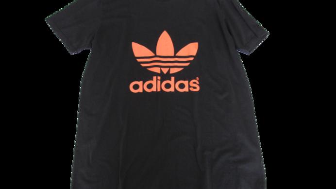 Camiseta Malha Peruana Adidas Laranja