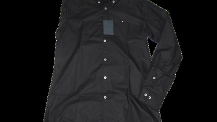 Camisa Social Tommy All Black