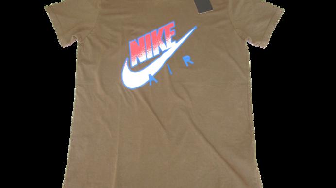 Camiseta Malha Peruana Nike Air Beje