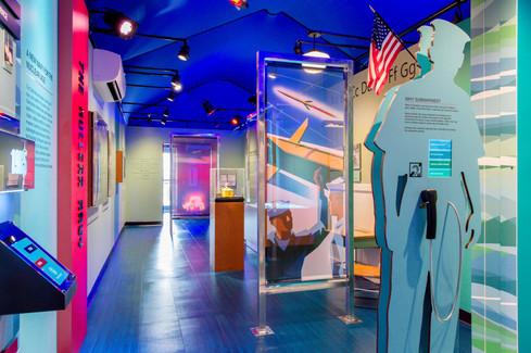 USS Growler Exhibit, Intrepid Sea, Air & Space Musuem