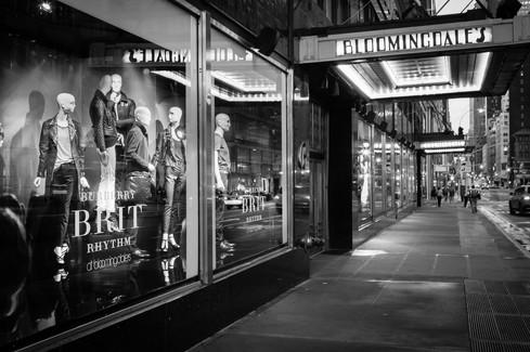 Burberry Brit, Bloomingdales, NYC