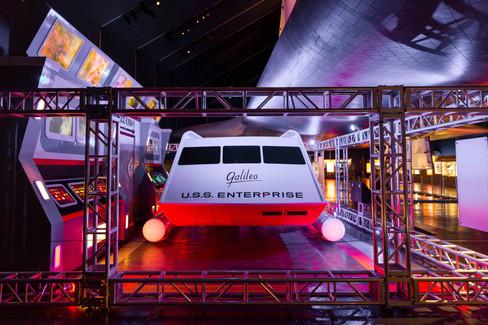 Shuttlecraft Galileo, Intrepid Sea, Air & Space Musuem
